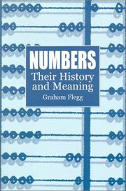 Cover of: Numbers by Graham Flegg