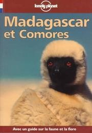 Cover of: Lonely Planet Madagascar Let Comores by Paul Greenway