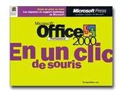 Cover of: Microsoft Office 2000 Professional en un clic de souris (ancien prix éditeur : 14,90 € - économisez 33 %) | Perspection Inc.