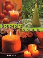 Cover of: Bougeoirs & bougies | Simon Lycett