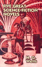 Cover of: Five Great Science Fiction Novels by H. G. Wells