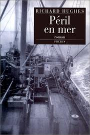 Cover of: Péril en mer by Richard Hughes