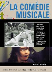 Cover of: La Comédie musicale | Michel Chion