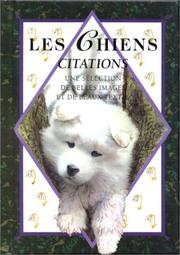 Cover of: Les chiens. Citations by Helen Exley
