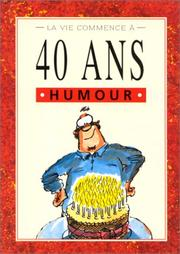 Cover of: La Vie commence à 40 ans by Helen Exley