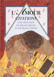 Cover of: L'Amour | Helen Exley