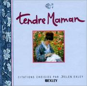 Cover of: Tendre maman | Helen Exley
