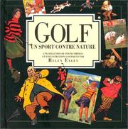 Cover of: Golf. Un sport contre nature | Helen Exley