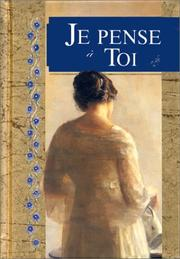 Cover of: Je pense à toi by Helen Exley