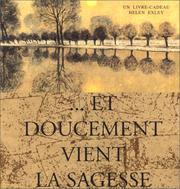 Cover of: Et doucement vient la sagesse by Helen Exley