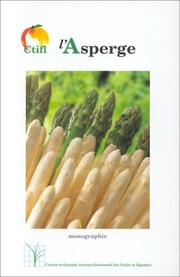 Cover of: L'asperge | Adam