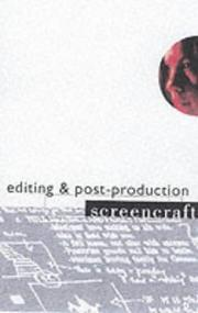 Cover of: Screencraft | Declan McGrath