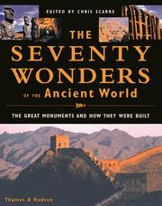 Cover of: The Seventy Wonders of the Ancient World | Chris Scarre