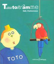Cover of: Tautogramme | Nelly Charbonneaux