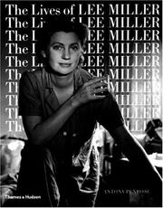 Cover of: The lives of Lee Miller by Antony Penrose