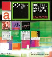 Cover of: The Complete Guide to Digital Graphic Design | Bob Gordon