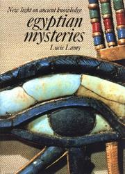 Cover of: Egyptian mysteries by Lucie Lamy