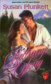 Cover of: Bethany's song by Susan Plunkett