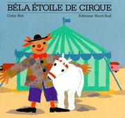 Cover of: Bela etoile cirque FR Bela Cir Pon by North-South Staff