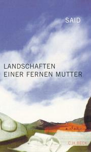 Cover of: Landschaften Einer Fernen Mutter | Said