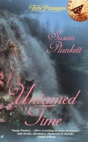 Cover of: Untamed Time by Susan Plunkett