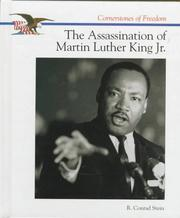 Cover of: The assassination of Martin Luther King Jr | R. Conrad Stein