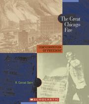 Cover of: The Great Chicago Fire | R. Conrad Stein
