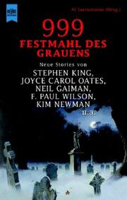 Cover of: 999. Festmahl des Grauens by Stephen King