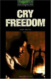 Cover of: Cry Freedom. Stage 6 | Rowena Akinyemi