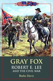 Cover of: Gray Fox by Burke Davis