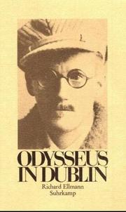 Cover of: Odysseus in Dublin by Richard Ellmann