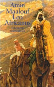Cover of: Leo Africanus. Der Sklave des Papstes | Amin Maalouf