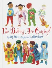 Cover of: The babies are coming! | Amy Hest