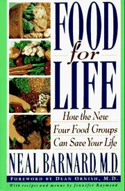 Cover of: Food for Life | Neal Barnard