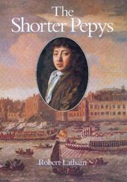Cover of: The diary of Samuel Pepys | Samuel Pepys