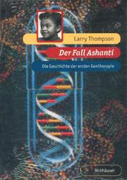 Cover of: Der Fall Ashanti by L. Thompson