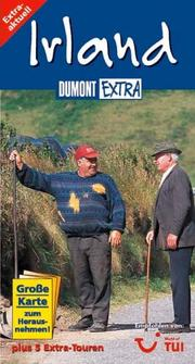 Cover of: DuMont Extra, Irland | Petra Dubilski