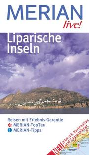 Cover of: Liparische Inseln | Peter Amann