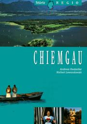 Cover of: Chiemgau | Andreas Riedmiller