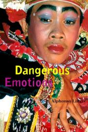 Cover of: Dangerous Emotions | Alphonso Lingis