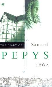 Cover of: The Diary of Samuel Pepys, Vol. 3 | Samuel Pepys
