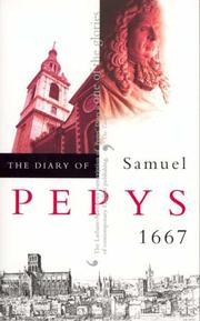 Cover of: The Diary of Samuel Pepys, Vol. 8 | Samuel Pepys