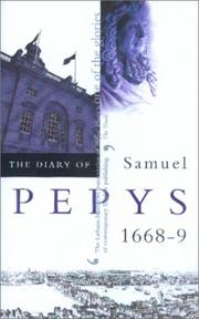 Cover of: The Diary of Samuel Pepys, Vol. 9 | Samuel Pepys
