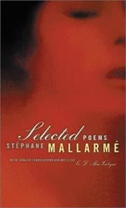 Cover of: Selected Poems | Stéphane Mallarmé