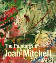 Cover of: The paintings of Joan Mitchell by Jane Livingston
