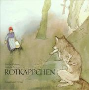 Cover of: Rotkappchen (GR: Little Red-Cap) by North-South Staff
