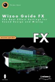 Cover of: Wizoo Guide FX by Thomas Adam