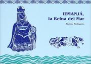 Cover of: Iemanja, La Reina Del Mar by Marlene Perlingeiro