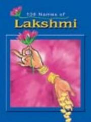 Cover of: 108 Names of Laksmhi | Vijaya Kumar