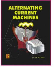 Cover of: Alternating Current Machines | R.K. Rajput